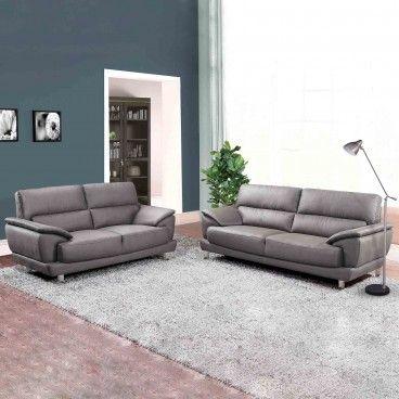 Set Sofas 3+2 Lugares Portland