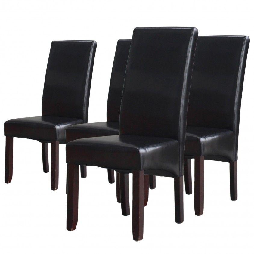 Conjunto 4 Cadeiras Siena