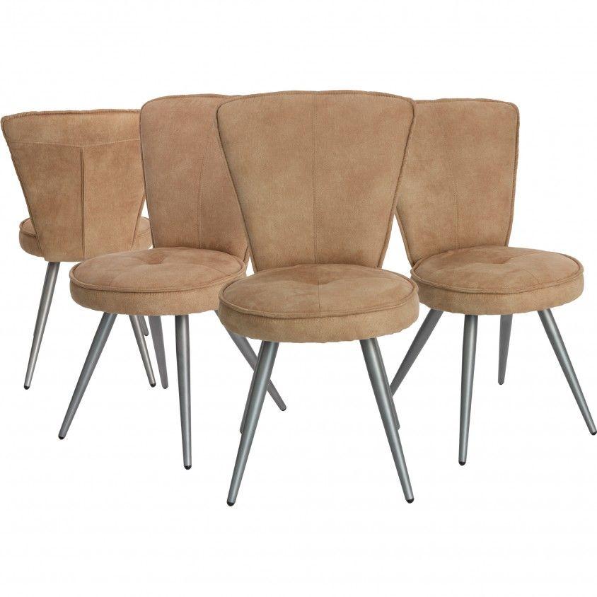 Conjunto 4 Cadeiras Sorrento