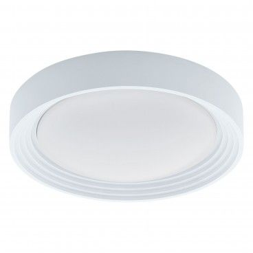 EGLO ONTANEDA APLIQUE EXT AL-LED-WL/DL BRANCO