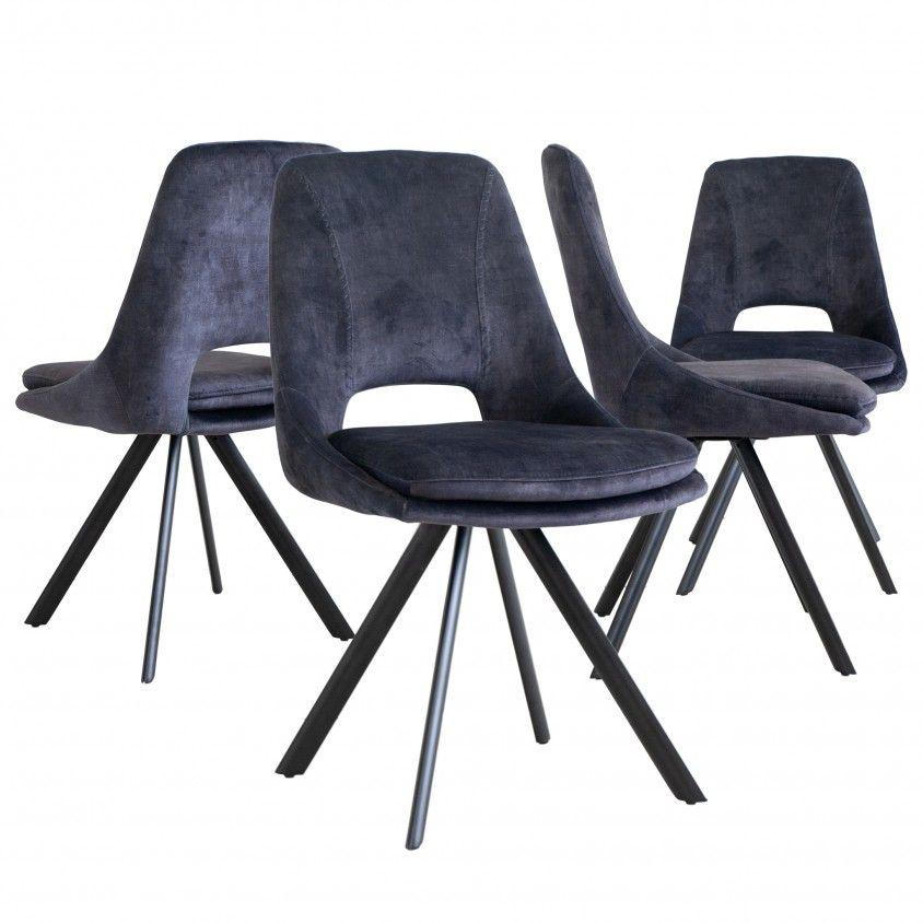 Conjunto 4 Cadeiras Imola