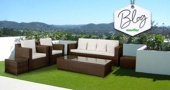 Aproveitar o Verão em casa: mobiliário de jardim para todos os gostos e estilos
