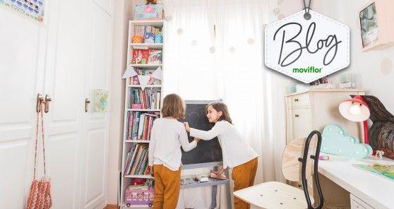 O Regresso às aulas começa no quarto dos mais novos
