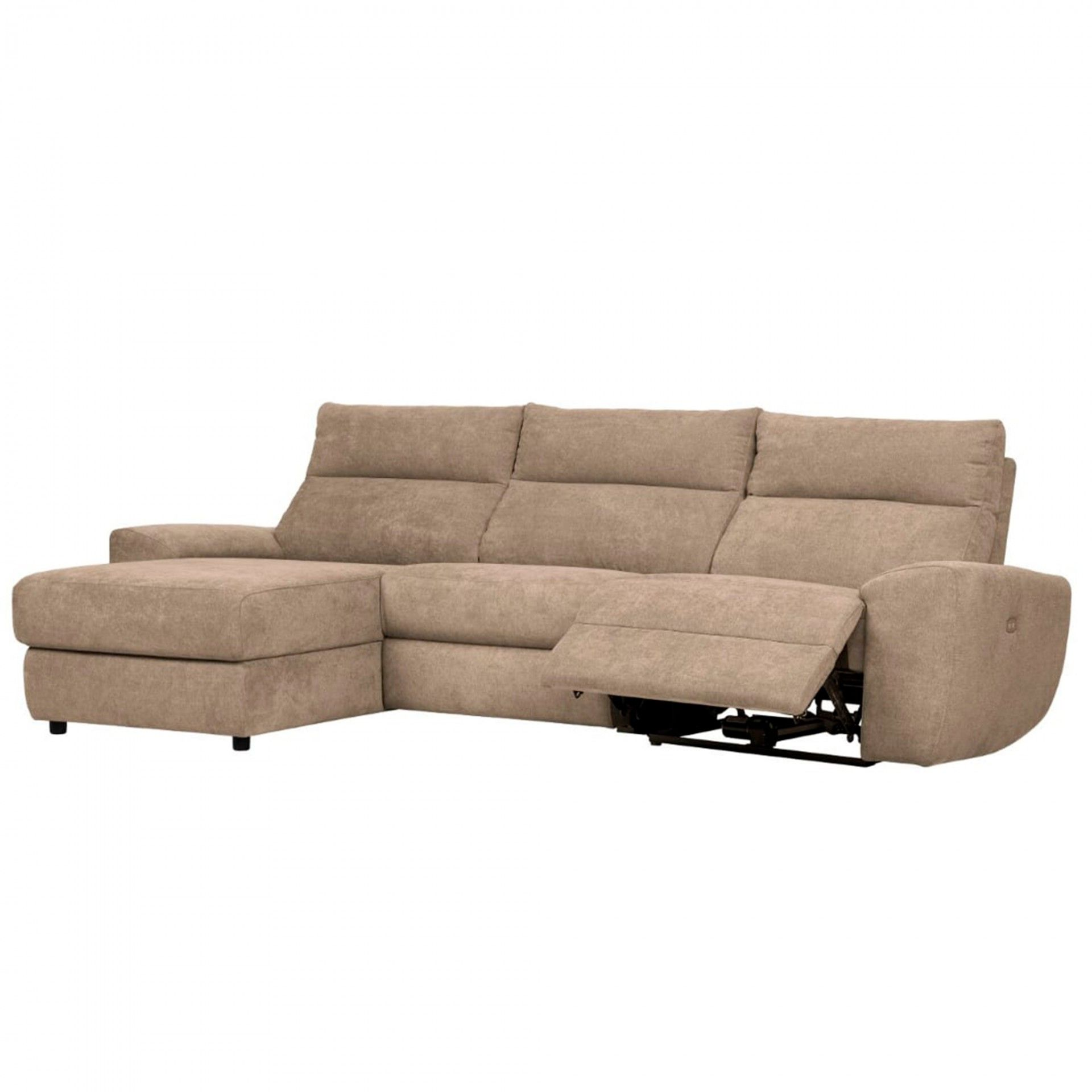 chaise Longue com relax Pittsburgh \ Moviflor