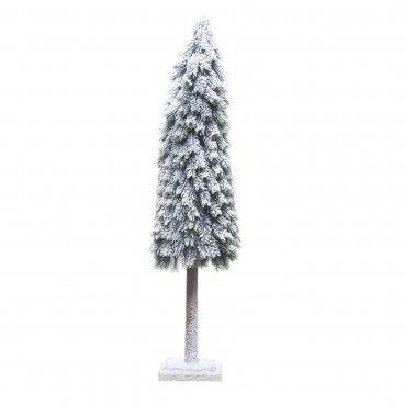 Árvore Artificial com Acabamento Neve