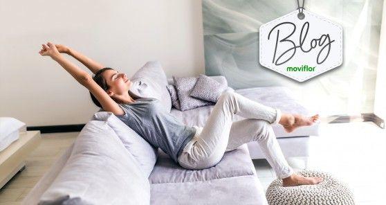 Dia da Preguiça: 10 sofás Moviflor perfeitos para sentar e relaxar