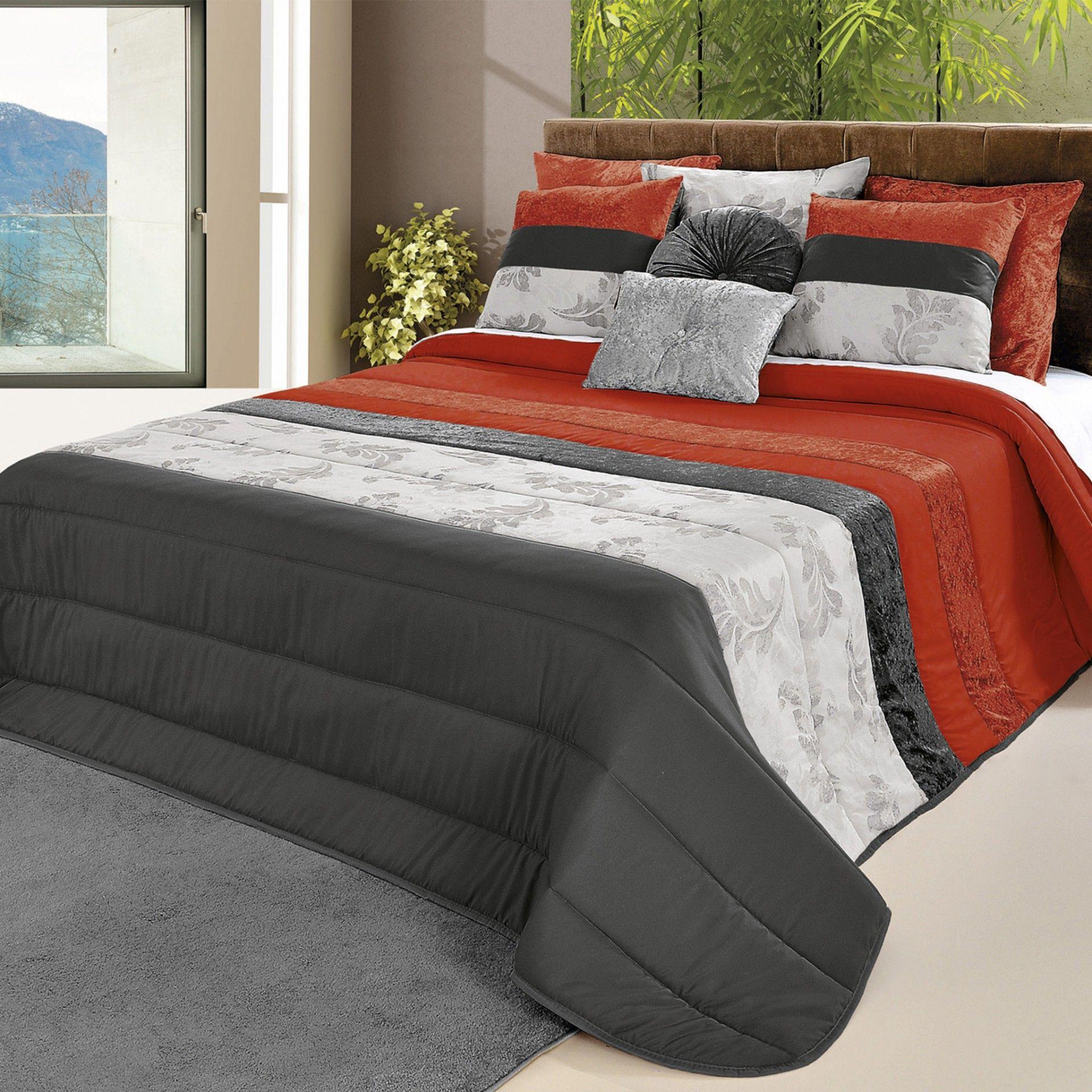 Colcha Comforter Leaves Estilo | Moviflor