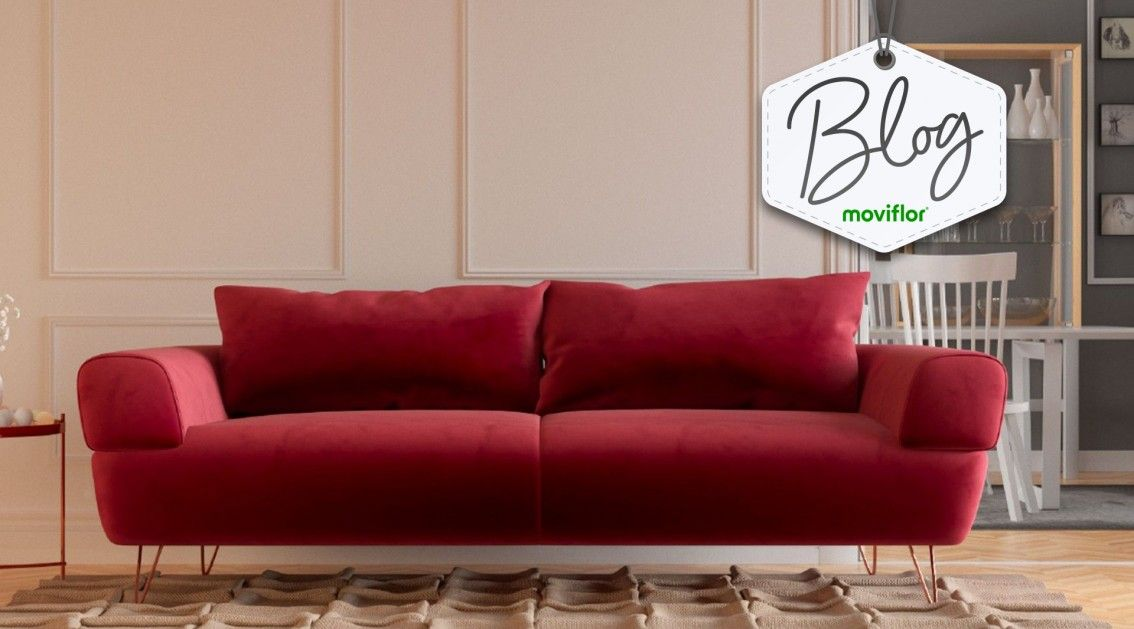 Inspirações Moviflor: como usar o vermelho na decoração da casa