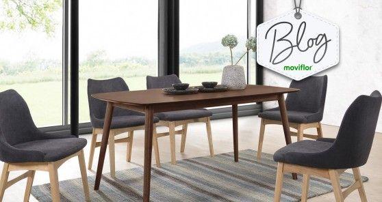 Precisa de cadeiras para a sala de jantar? Espreite esta seleção de cadeiras Moviflor e inspire-se!