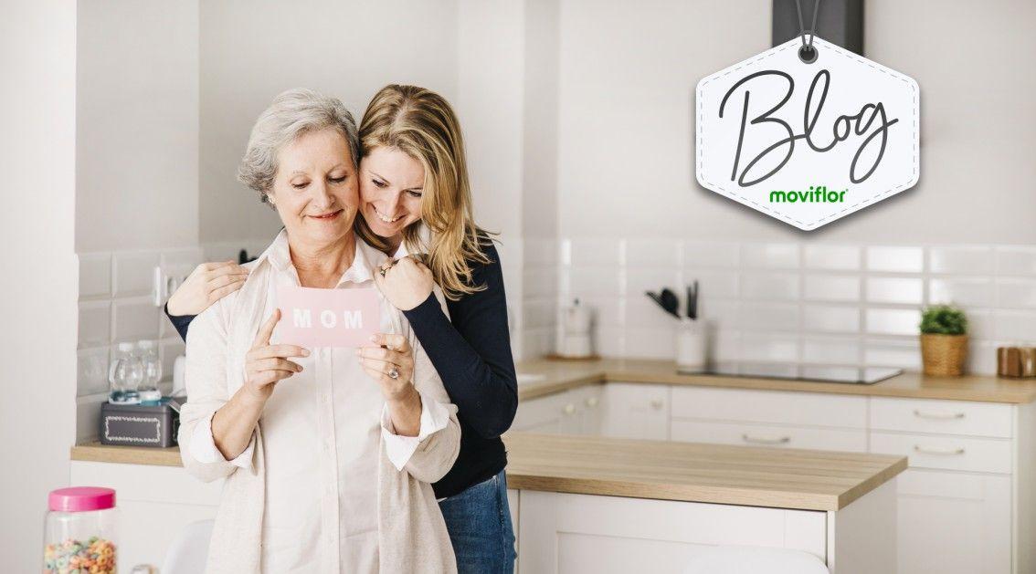 10 sugestões Moviflor de presentes para o dia da mãe