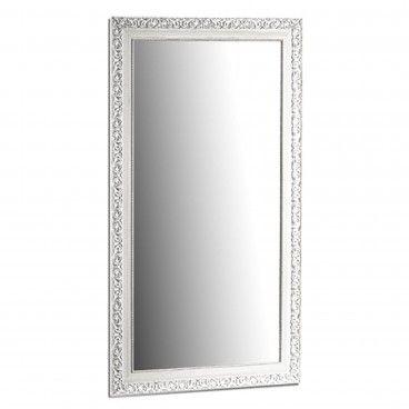 Espelho com Moldura Romântico 76x136