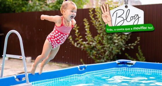 Dia da Criança: 3 artigos de piscina para as crianças se divertirem este verão