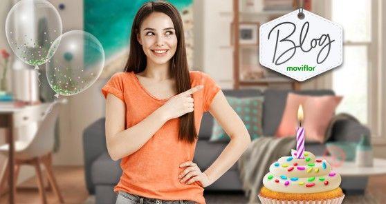 1 ano de Blog e Aniversário Moviflor