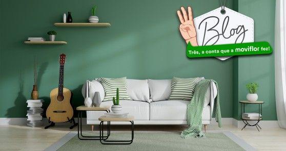 3 sofás baratos para poupar ao mobilar a casa